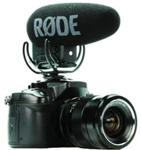 ガンマイク_RODE ロード VideoMic Pro+
