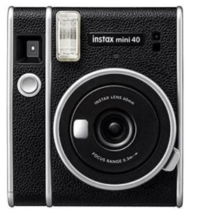 インスタントカメラ_FUJIFILM instax mini 40