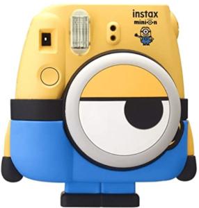 インスタントカメラ_FUJIFILM instax mini8 「ミニオン」