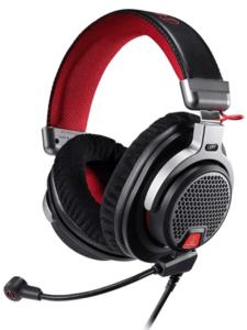 開放型ゲーミングヘッドセット_Audio Technica(オーディオテクニカ) ATH-PDG1a