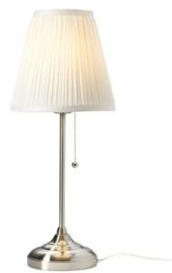 ベッドサイドランプ_IKEA (イケア)