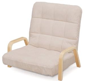 座椅子_アイリスオーヤマ