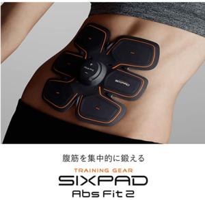 腹筋ベルト_SIXPAD Abs Fit 2 MTG
