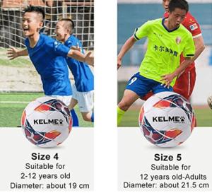 サッカーボール_KELME