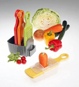 スライサー_愛工業(Aikogyo) 野菜調理器セット
