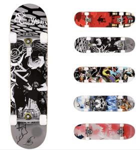 スケートボード_Hikole