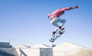 スケートボード_METROLLER