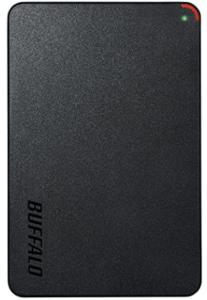 ポータブルHDD_BUFFALO 2TB HD-PCFS2.0U3-BBA