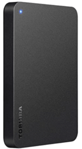 ポータブルHDD_東芝 Canvio 2TB HD-TPA2U3-B/N