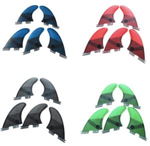 フィン_UPSURF FCS II フィン M サイズ 5枚セット