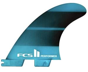 フィン_FCS2 フィン パフォーマー PERFORMER NEO GLASS TRI QUAD FIN Mサイズ エフシーエス2