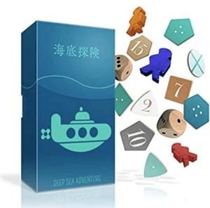 テーブルゲーム_Oink Games 海底探険