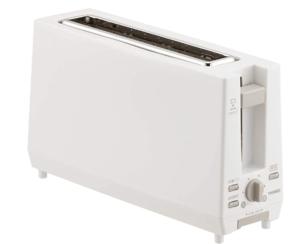 ポップアップトースター_ツインバード工業 TS-D404W