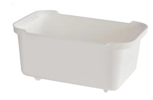 洗い桶_リス 7.8L W22×D36×H16.5cm