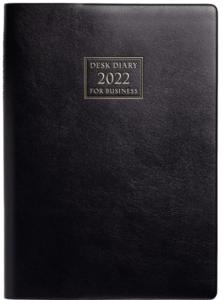 ビジネス手帳_高橋 手帳 2022年