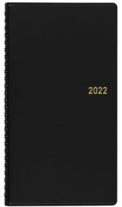 ビジネス手帳_マルマン 手帳 2022年