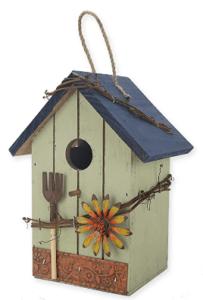 鳥の巣箱_WORTH GARDEN