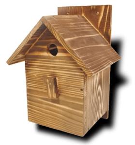 鳥の巣箱_キバコヤ